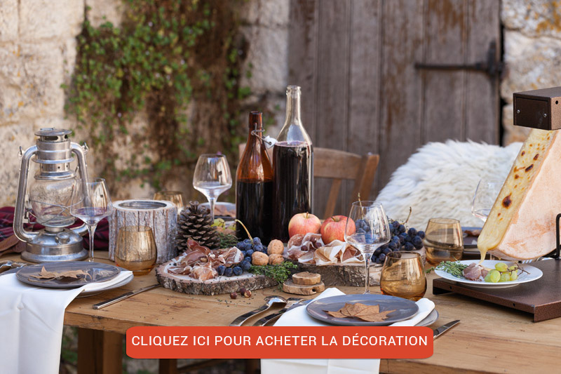 Raclette d 39 automne nos th mes - Vrai appareil a raclette ...