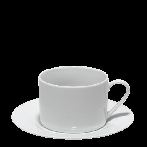 Lot de 12 tasses et sous tasses à thé Harmony Pop's