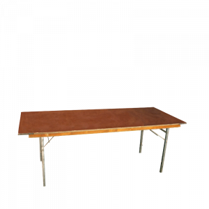 Table rectangulaire 80 x 200 cm