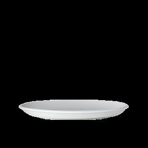 Plat porcelaine ovale
