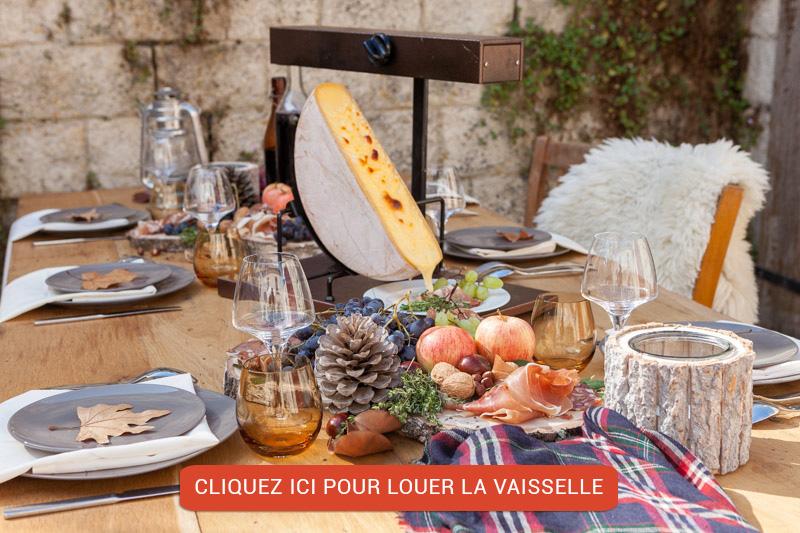 Raclette d'automne
